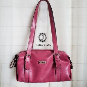💥FINAL SALE Rosetti Fuchsia Handbag